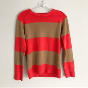 French Connection Colorblock Sweater